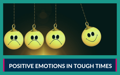 Positive Emotions in Tough Times